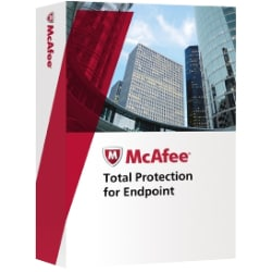 McAfee Total Protection for Endpoint - Advanced - license + 1 Year Gold Sup