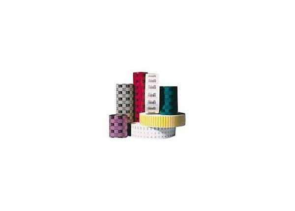 Wax/Resin Ribbon, 4.33inx1476ft, 5555 Standard, 1in core