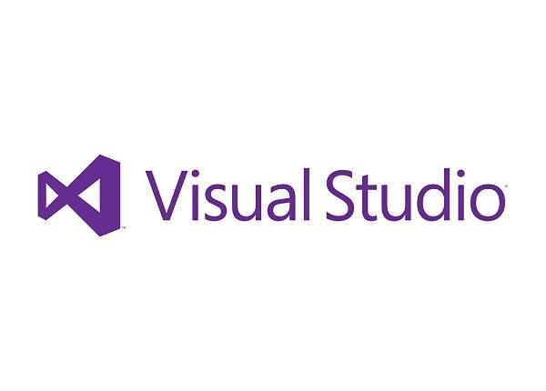 Microsoft Visual Studio Team Foundation User CAL - software assurance