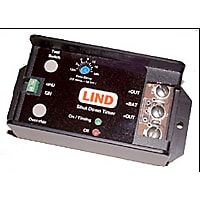 Lind Protective Vehicle Battery Voltage Shut Down Timer