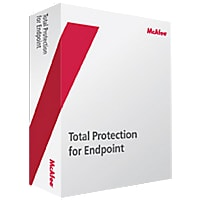 McAfee Total Protection for Endpoint - license + 1 Year Gold Support - 1 no