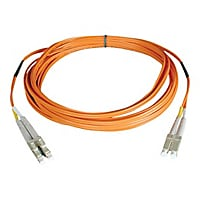 Tripp Lite 2M Multimode Fiber 62.5/125 Patch Cable LC/LC