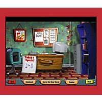 Hot Dog Stand: the Works Site License - box pack