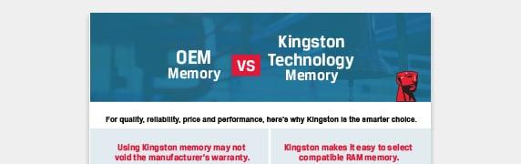 PDF OPENS IN A NEW WINDOW: Read Kingston Memory flyer