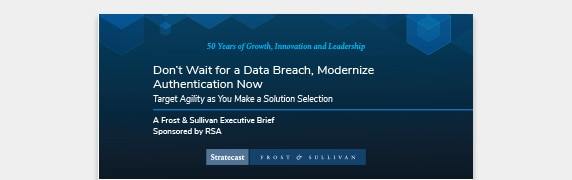 RSA SecurID Access as a modern authentication solution