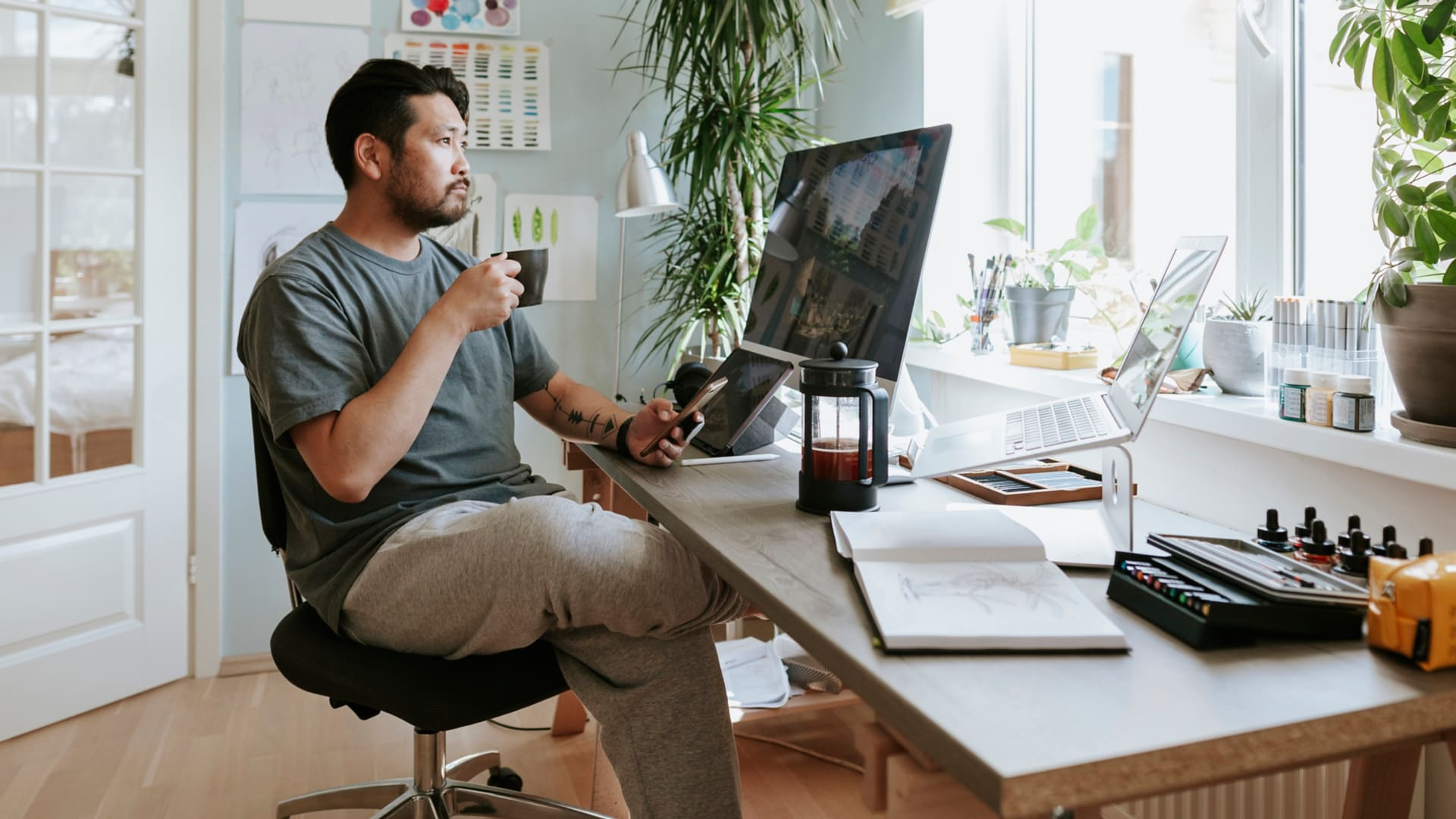 In an Uncertain Business Climate, Virtual Desktops Are A Good Bet